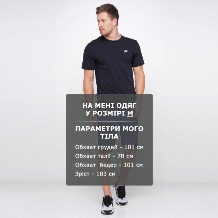 Футболка Nike M Nsw Club Tee - 114819, фото 5 - інтернет-магазин MEGASPORT