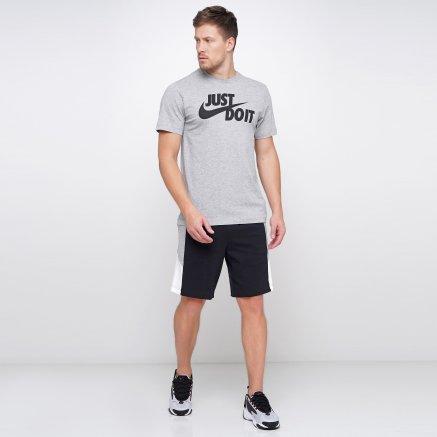 Футболка Nike M Nsw Tee Just Do It Swoosh - 114823, фото 8 - интернет-магазин MEGASPORT