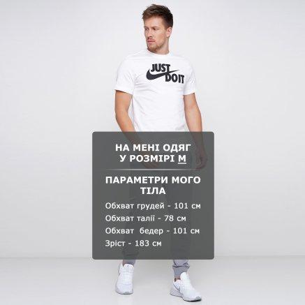 Футболка Nike M Nsw Tee Just Do It Swoosh - 119251, фото 5 - інтернет-магазин MEGASPORT