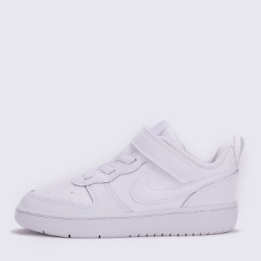 Кеды nike Court Borough Low 2 - 124386, фото 1 - интернет-магазин MEGASPORT