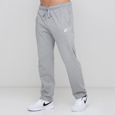 Спортивные штаны nike M Nsw Club Pant Oh Jsy - 121957, фото 1 - интернет-магазин MEGASPORT