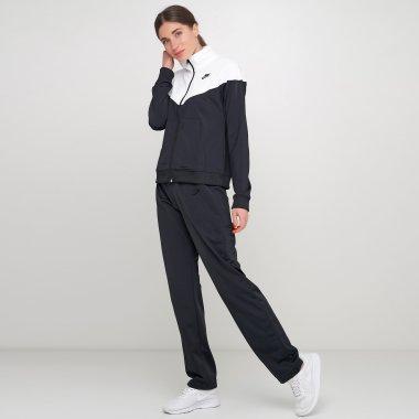 Спортивные костюмы nike W Nsw Trk Suit Pk - 121777, фото 1 - интернет-магазин MEGASPORT