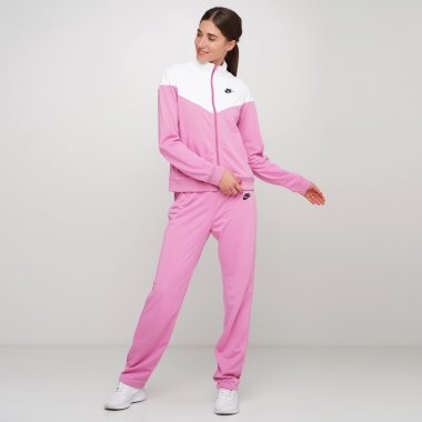 Спортивные костюмы nike W Nsw Trk Suit Pk - 121778, фото 1 - интернет-магазин MEGASPORT