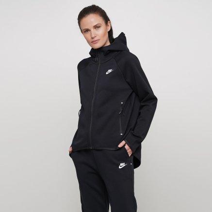 Кофта Nike W Nsw Tch Flc Cape - 119364, фото 1 - інтернет-магазин MEGASPORT