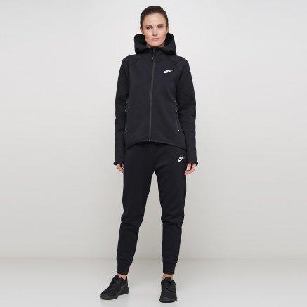 Кофта Nike W Nsw Tch Flc Cape - 119364, фото 2 - інтернет-магазин MEGASPORT