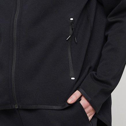 Кофта Nike W Nsw Tch Flc Cape - 119364, фото 4 - інтернет-магазин MEGASPORT