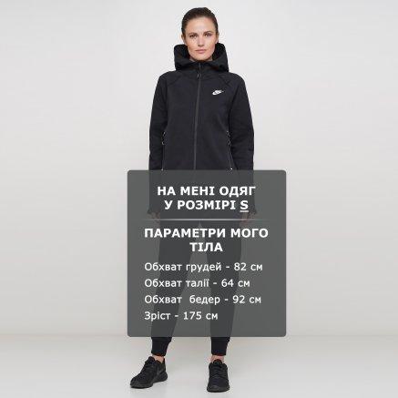 Кофта Nike W Nsw Tch Flc Cape - 119364, фото 6 - інтернет-магазин MEGASPORT