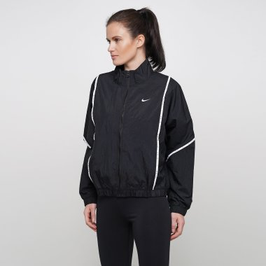 Куртки nike W Nsw Jkt Wvn Piping - 123904, фото 1 - интернет-магазин MEGASPORT