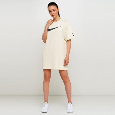 Платья и Юбки nike W Nsw Swsh Dress - 124396, фото 1 - интернет-магазин MEGASPORT