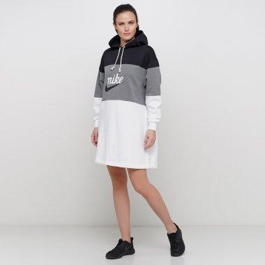 Плаття і Спідниці nike W Nsw Vrsty Hoodie Dress Ft - 123905, фото 1 - інтернет-магазин MEGASPORT
