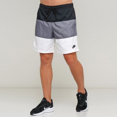 Шорты nike M Nsw Ce Short Wvn Nvlty - 124398, фото 1 - интернет-магазин MEGASPORT