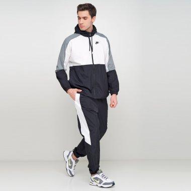 Спортивные штаны nike M Nsw Pant Wvn Cf Cb - 121795, фото 1 - интернет-магазин MEGASPORT