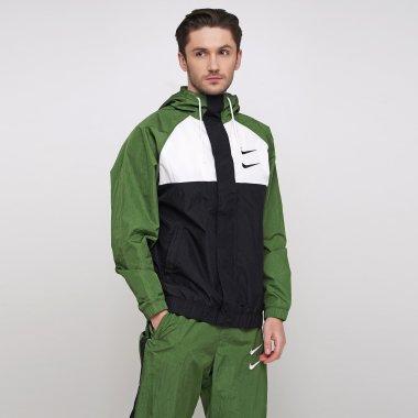 Куртки nike M Nsw Swoosh Jkt Hd Wvn - 123911, фото 1 - інтернет-магазин MEGASPORT