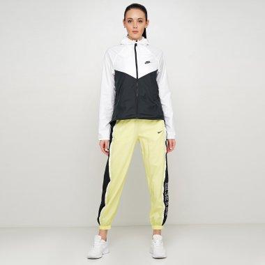 Спортивные штаны nike W Nsw Pant Wvn Piping - 122061, фото 1 - интернет-магазин MEGASPORT