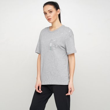 Футболки nike W Nsw Tee Novel-Tee 2 Pkt - 122073, фото 1 - интернет-магазин MEGASPORT