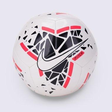 М'ячі і Насоси nike Pitch - 122172, фото 1 - інтернет-магазин MEGASPORT