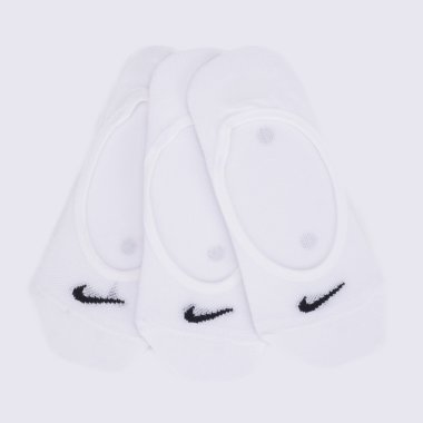Носки nike Women's  Everyday Lightweight Footie Training Sock (3 Pair) - 99622, фото 1 - интернет-магазин MEGASPORT