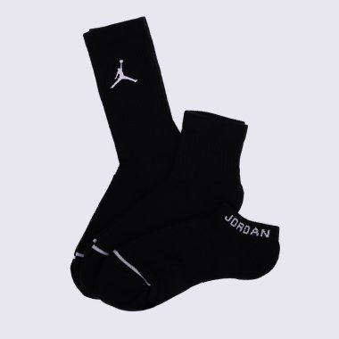 Unisex Jordan Waterfall Socks (3 Pairs)