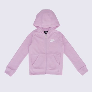 Кофти nike G Nsw Pe Flc Full Zip - 126878, фото 1 - інтернет-магазин MEGASPORT