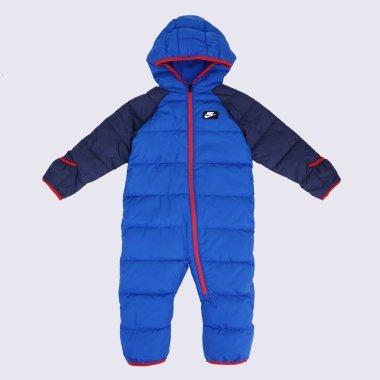 Комбинезоны nike Baby Snowsuit - 126889, фото 1 - интернет-магазин MEGASPORT