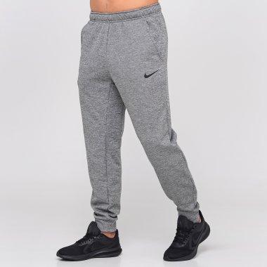 Спортивні штани nike M Nk Thrma Pant Taper - 127670, фото 1 - інтернет-магазин MEGASPORT