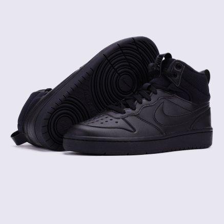 Кеды Nike Court Borough Mid 2 Boot (Gs) - 119219, фото 2 - интернет-магазин MEGASPORT