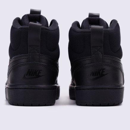Кеды Nike Court Borough Mid 2 Boot (Gs) - 119219, фото 3 - интернет-магазин MEGASPORT