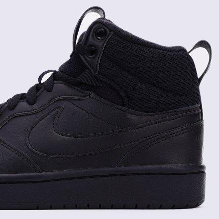 Кеды Nike Court Borough Mid 2 Boot (Gs) - 119219, фото 4 - интернет-магазин MEGASPORT