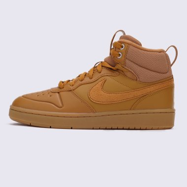Кеды nike Court Borough Mid 2 Boot - 125191, фото 1 - интернет-магазин MEGASPORT