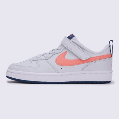 Кеды nike Court Borough Low 2 - 125193, фото 1 - интернет-магазин MEGASPORT