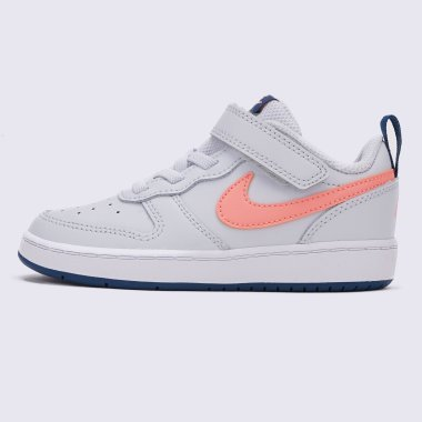 Кеды nike Court Borough Low 2 - 125194, фото 1 - интернет-магазин MEGASPORT