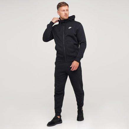 Кофта Nike M Nsw Club Hoodie Fz Bb - 119273, фото 2 - интернет-магазин MEGASPORT