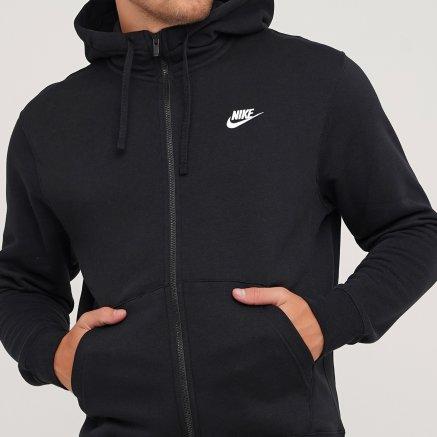 Кофта Nike M Nsw Club Hoodie Fz Bb - 119273, фото 4 - интернет-магазин MEGASPORT