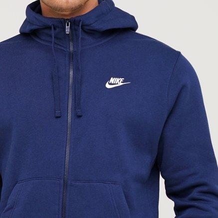 Кофта Nike M Nsw Club Hoodie Fz Bb - 119274, фото 4 - интернет-магазин MEGASPORT