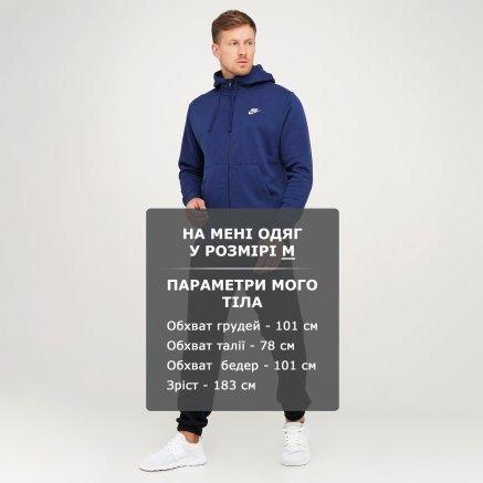 Кофта Nike M Nsw Club Hoodie Fz Bb - 119274, фото 6 - интернет-магазин MEGASPORT