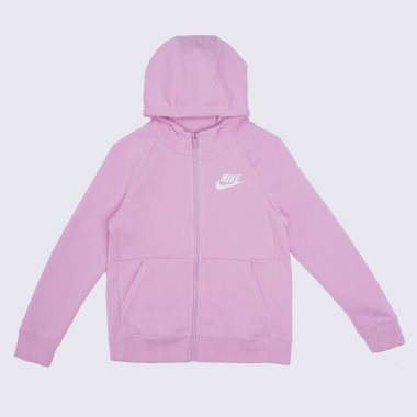 Кофти nike G Nsw Pe Full Zip - 127682, фото 1 - інтернет-магазин MEGASPORT