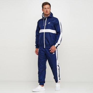 Спортивные костюмы nike M Nsw Ce Trk Suit Hd Wvn - 125230, фото 1 - интернет-магазин MEGASPORT