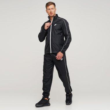 Спортивные костюмы nike M Nsw Ce Trk Suit Wvn Basic - 121962, фото 1 - интернет-магазин MEGASPORT