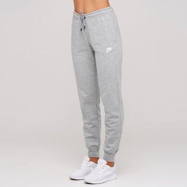 Спортивні штани nike W Nsw Essntl Pant Reg Flc - 119314, фото 1 - інтернет-магазин MEGASPORT