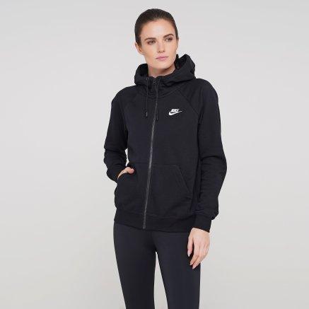 Кофта Nike W Nsw Essntl Hoodie Fz Flc - 119318, фото 1 - интернет-магазин MEGASPORT
