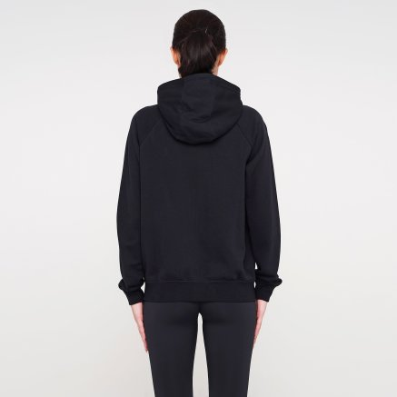 Кофта Nike W Nsw Essntl Hoodie Fz Flc - 119318, фото 3 - интернет-магазин MEGASPORT