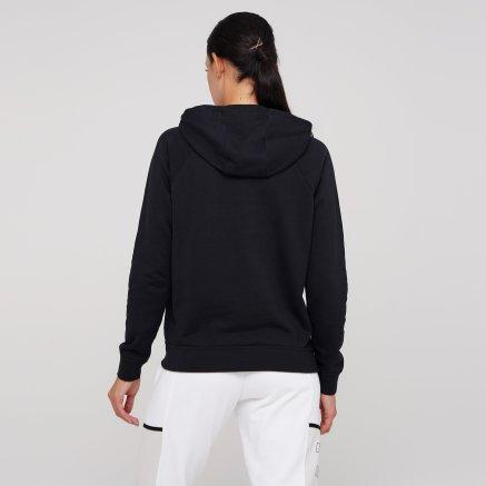 Кофта Nike W Nsw Essntl Hoodie Po Flc Hbr - 119320, фото 3 - интернет-магазин MEGASPORT