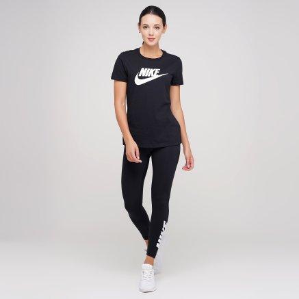 Футболка Nike W Nsw Tee Essntl Icon Futura - 119140, фото 2 - інтернет-магазин MEGASPORT