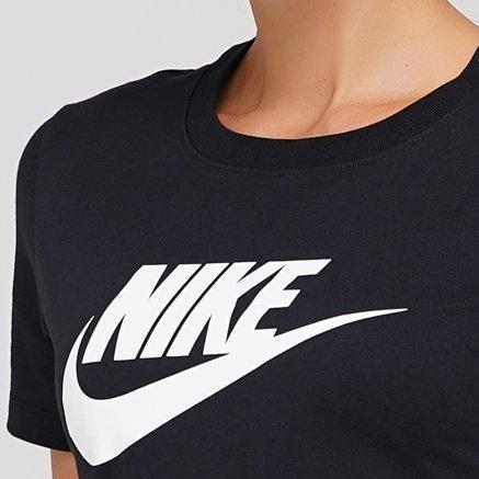 Футболка Nike W Nsw Tee Essntl Icon Futura - 119140, фото 4 - інтернет-магазин MEGASPORT