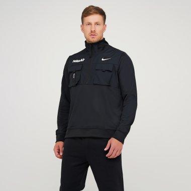 Кофты nike M Nsw Nike Air Jkt Hz Pk - 125265, фото 1 - интернет-магазин MEGASPORT