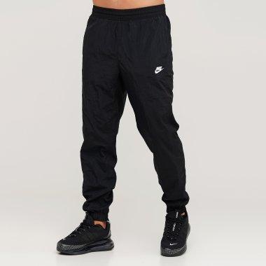 Спортивные штаны nike M Nsw Ce Pant Cf Wvn Track - 125266, фото 1 - интернет-магазин MEGASPORT