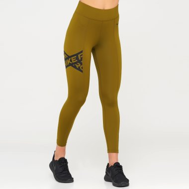 Лосини nike W Np Tight 7/8 Pp3 Trompe L - 127737, фото 1 - інтернет-магазин MEGASPORT