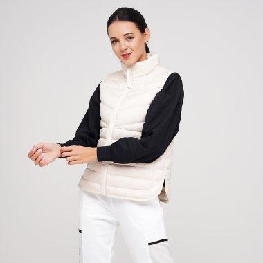 Куртки-жилети nike W Nsw Wr Lt Wt Dwn Vest - 125286, фото 1 - інтернет-магазин MEGASPORT