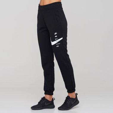 Спортивні штани nike W Nsw Swsh Pant Flc Bb - 125292, фото 1 - інтернет-магазин MEGASPORT