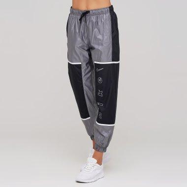Спортивні штани nike W Nsw Pant Wvn Archive Rmx - 125302, фото 1 - інтернет-магазин MEGASPORT